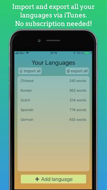 Flippy iOS App Homescreen